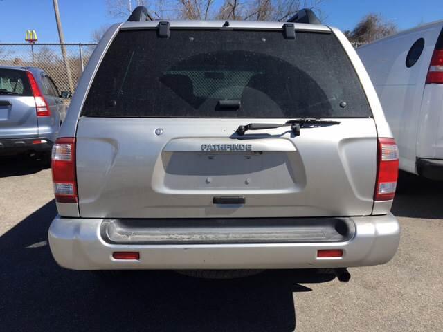 2003 Nissan Pathfinder SE 4WD 4dr SUV - New Bedford MA