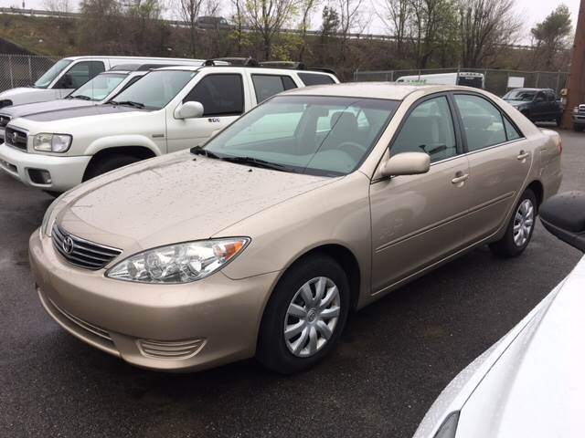 2006 Toyota Camry LE 4dr Sedan w/Automatic - New Bedford MA