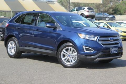 2017 Ford Edge for sale in Folsom, CA