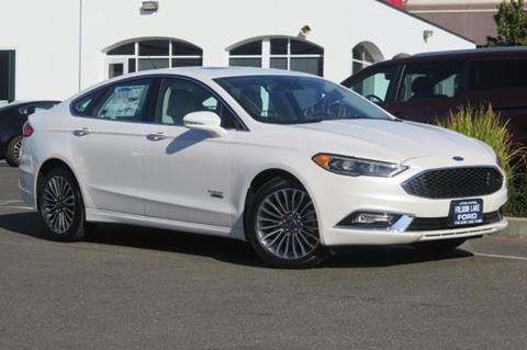 2018 Ford Fusion Energi for sale in Folsom, CA