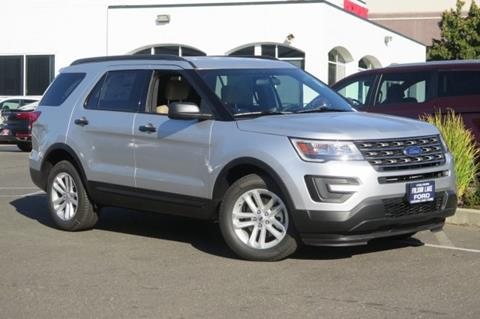 2017 Ford Explorer for sale in Folsom, CA