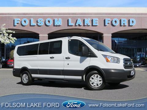 2016 Ford Transit Wagon for sale in Folsom, CA