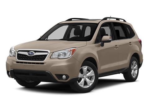2014 Subaru Forester for sale in Folsom, CA