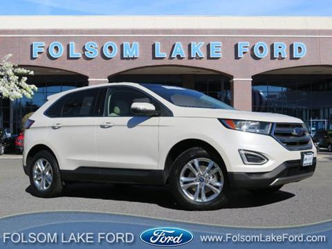 2015 Ford Edge for sale in Folsom, CA