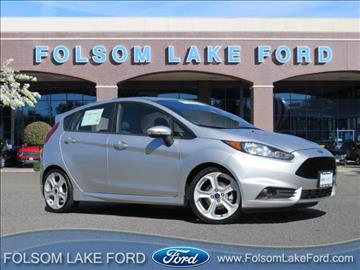 2015 Ford Fiesta for sale in Folsom, CA