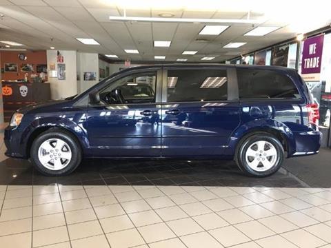2013 Dodge Grand Caravan for sale in Hamilton, OH