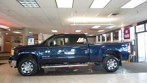 2010 GMC Sierra 2500HD for sale in Hamilton, OH