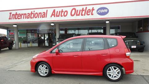 2007 Honda Fit for sale in Hamilton, OH
