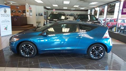 2014 Honda CR-Z for sale in Hamilton, OH