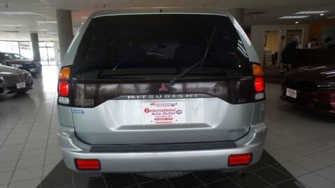 2001 Mitsubishi Montero Sport