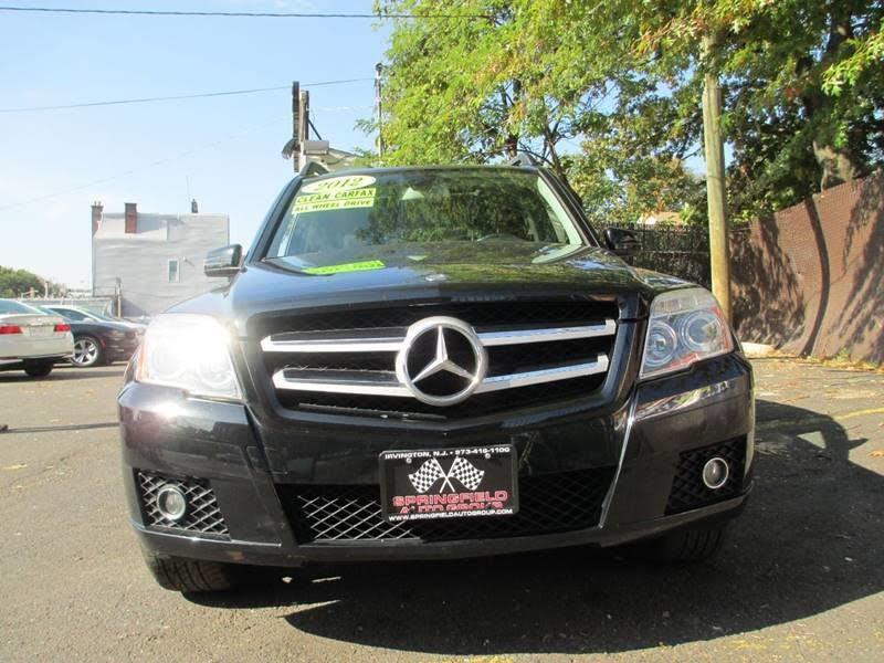 2012 Mercedes Benz Glk Awd Glk 350 4matic 4dr Suv In Irvington Nj