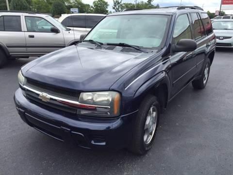 2008 Chevrolet TrailBlazer for sale in Murfreesboro, TN