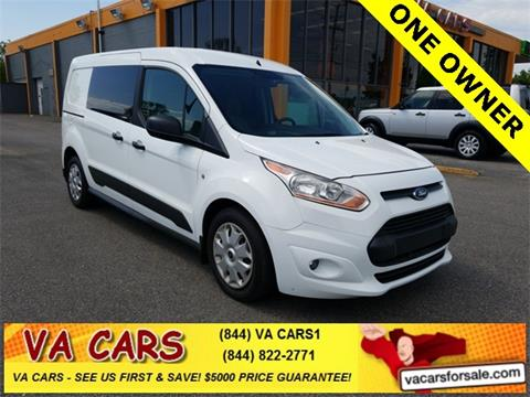 2017 Ford Transit Connect Cargo for sale in Richmond, VA