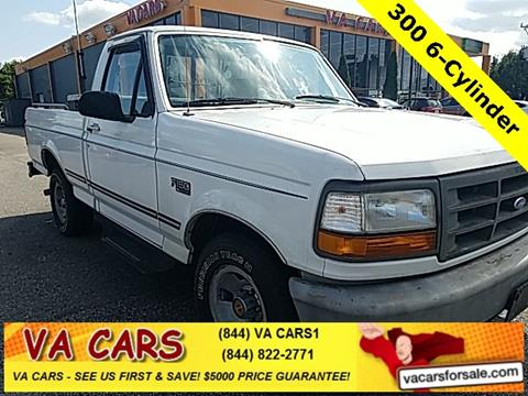 1994 Ford F-150 for sale in Richmond, VA