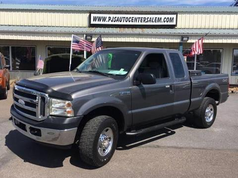 2007 Ford F-250 Super Duty for sale in Salem, OR