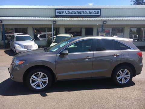 2013 Acura RDX for sale in Salem, OR