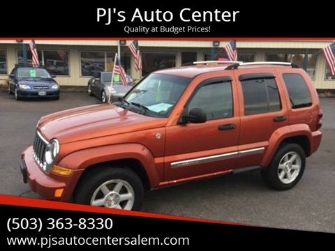 2005 Jeep Liberty for sale in Salem, OR