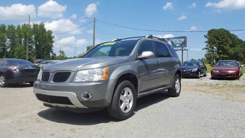 2006 Pontiac Torrent for sale in Roseboro, NC
