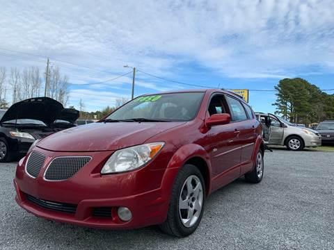 2005 Pontiac Vibe for sale in Roseboro, NC