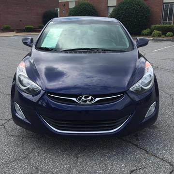 2013 Hyundai Elantra for sale in Hiram, GA