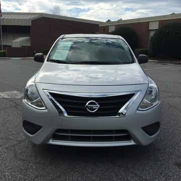 2015 Nissan Versa for sale in Hiram, GA