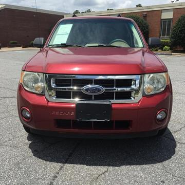 2008 Ford Escape for sale in Hiram, GA