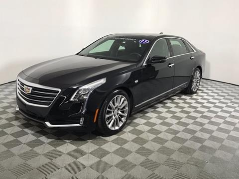 2017 Cadillac CT6 for sale in Deland, FL
