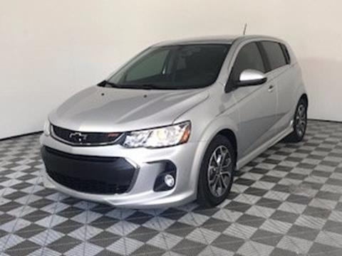 2018 Chevrolet Sonic for sale in Deland, FL