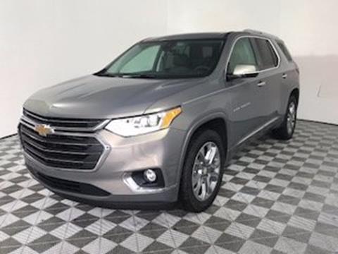 2018 Chevrolet Traverse for sale in Deland, FL