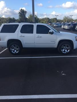 2013 Chevrolet Tahoe for sale in Deland, FL