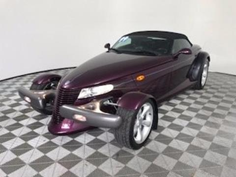1999 Plymouth Prowler for sale in Deland, FL