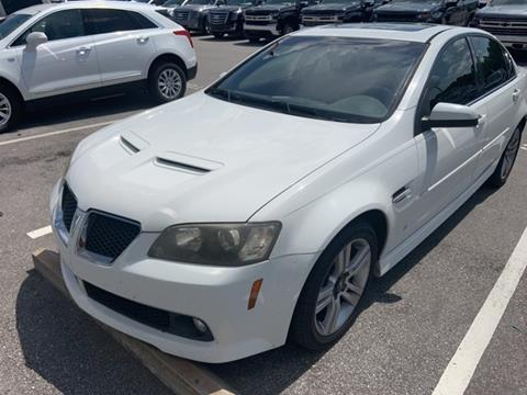 2008 Pontiac G8 for sale in Deland, FL