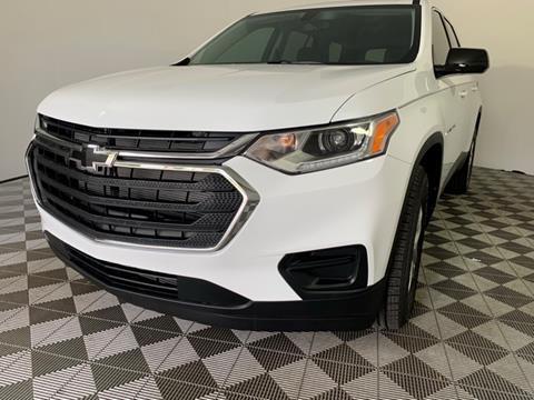 2020 Chevrolet Traverse for sale in Deland, FL