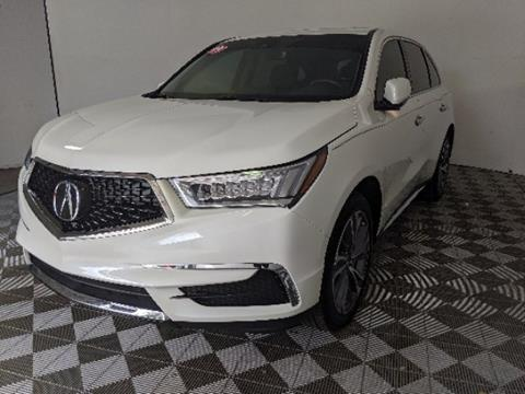 2019 Acura MDX for sale in Deland, FL