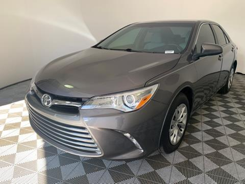 2016 Toyota Camry for sale in Deland, FL