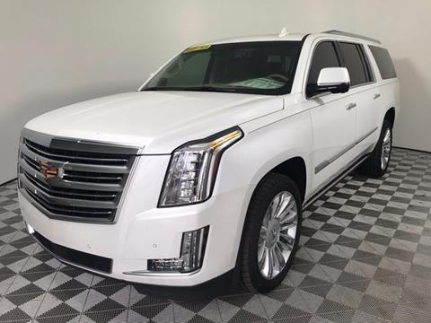 2016 Cadillac Escalade ESV for sale in Deland, FL
