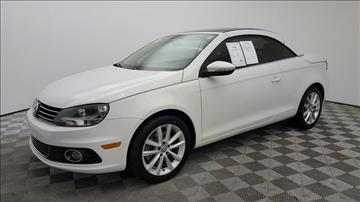2012 Volkswagen Eos for sale in Deland, FL
