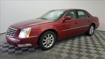 2011 Cadillac DTS for sale in Deland, FL