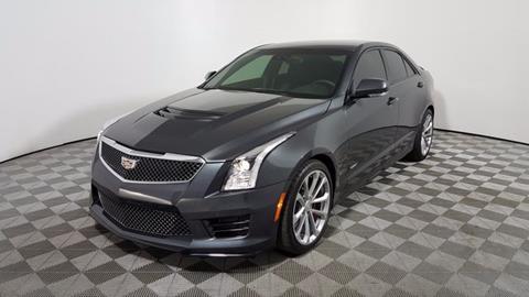 2017 Cadillac ATS-V for sale in Deland, FL