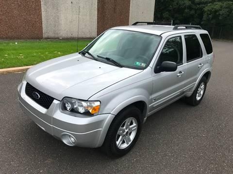 2007 Ford Escape Hybrid for sale in Ewing, NJ