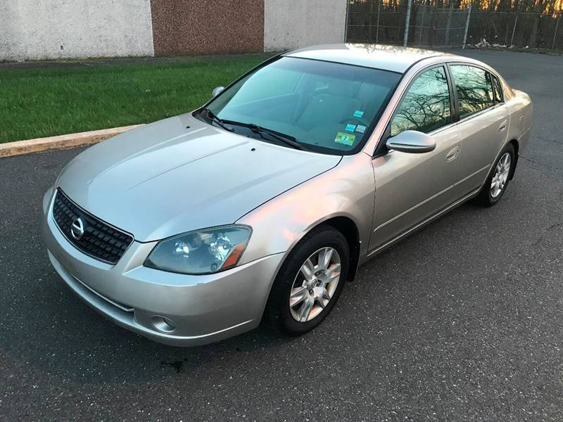 2005 Nissan Altima For Sale At Executive Auto Sales In Ewing NJ