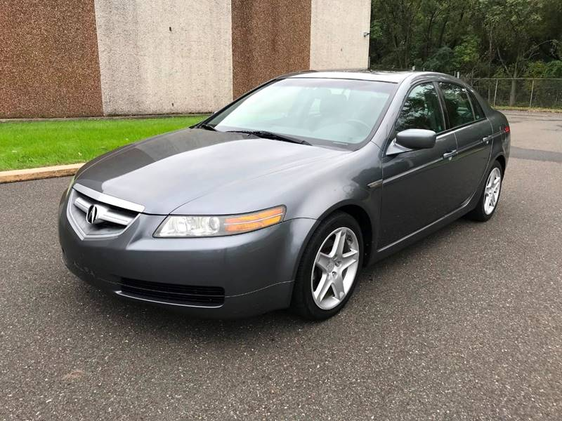 Acura TL WNavi In Ewing NJ Executive Auto Sales - Rims for acura tl 2006