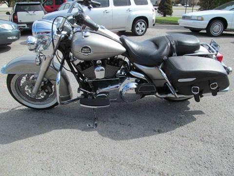 2008 Harley-Davidson Road King for sale in Harrogate, TN
