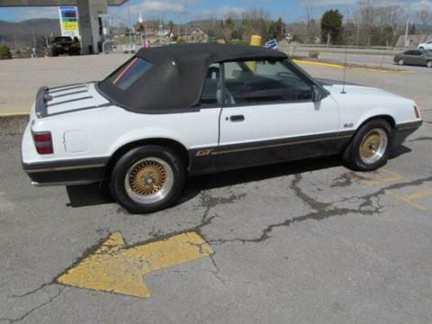 1986 Ford Mustang for sale in Harrogate, TN
