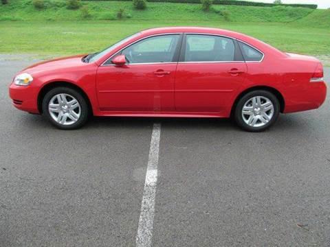 2013 Chevrolet Impala for sale at HarrogateAuto.com in Harrogate TN