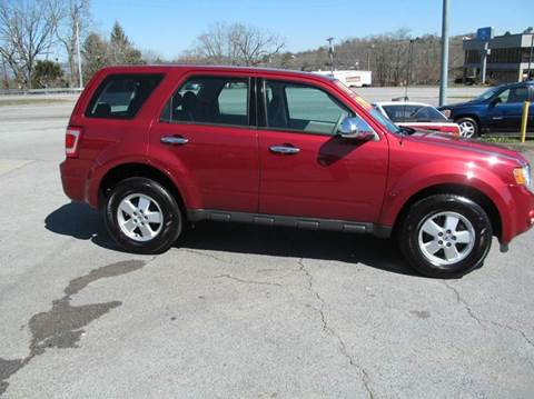 2012 Ford Escape for sale at HarrogateAuto.com in Harrogate TN