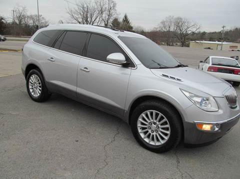 2010 Buick Enclave for sale at HarrogateAuto.com in Harrogate TN