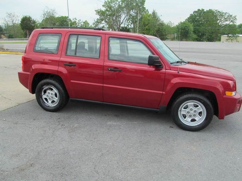 2009 Jeep Patriot for sale at HarrogateAuto.com in Harrogate TN