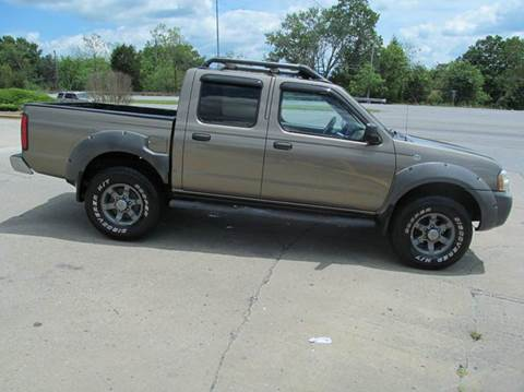 2001 Nissan Frontier for sale at HarrogateAuto.com in Harrogate TN