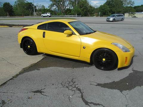 2005 Nissan 350Z for sale at HarrogateAuto.com in Harrogate TN